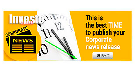 corporate news release banner
